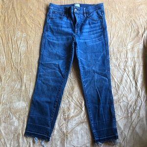 J. Crew Women's Vintage Straight Leg Eco Jeans